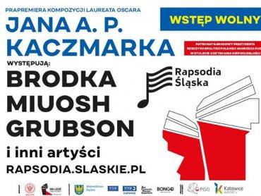 """""""Rapsodia Śląska"""" to połączenie muzyki symfonicznej i rozrywkowej z efektami wizualnymi (fot. mat. organizatora)"""