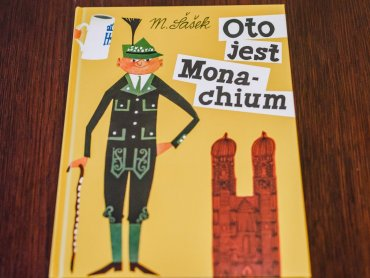 """""""Oto jest Monachium"""" to ponadczasowa podróż do bawarskiej stolicy sprzed lat (fot. Ewelina Zielińska)"""
