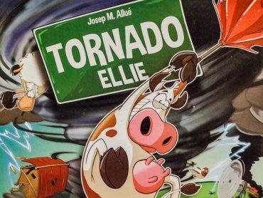 """Mamy dla Was dwa egzemplarze porywającej gry """"Tornado Ellie"""" (fot. Ewelina Zielińska)"""