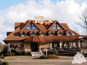 Hotel Styl 70 mieści się w Piasku k. Pszczyny (fot. mat. Hotelu)