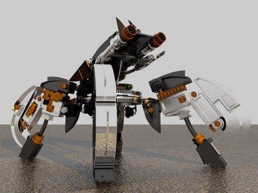 Budowanie robotów to świetna rozrywka dla całej rodziny (fot. pixabay)