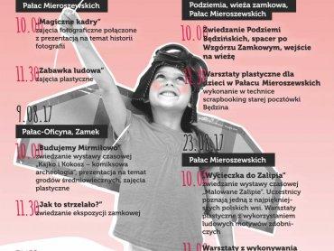 Środowe spotkania w Muzeum Zagłębia to zajęcia bezpłatne (fot. mat. organizatora)