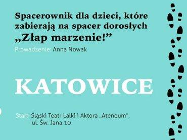 Spacerownik teatralny, to rodzinna wycieczka, na którą zaprasza teatr Ateneum (fot. mat. organizatora)