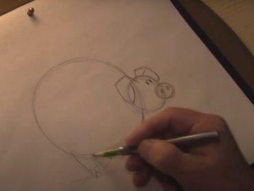 Studio Filmów Rysunkowych nauczy m.in. jak rysować zwierzęta (fot. mat. YouTube)