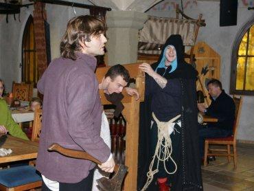 Średniowieczne wynalazki będą tematem przewodnim zabaw w Warowni Pszczyńskich Rycerzy (fot. mat. organizatora)