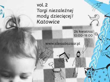 Silesia Bazaar Kids to nie tylko zakupy, ale też zabawy i warsztaty dla dzieci (fot. mat. organizatora)