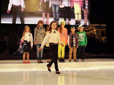 Pokaz małych stylistów w Silesia City Center (fot. alex)