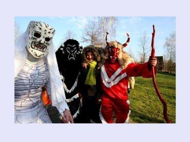 Podczas spotkania w chorzowskim Skansenie będzie można się wiele dowiedzieć o tradycjach świątecznych (fot. mat. Muzeum Górnośląski Park Etnograficzny w Chorzowie)