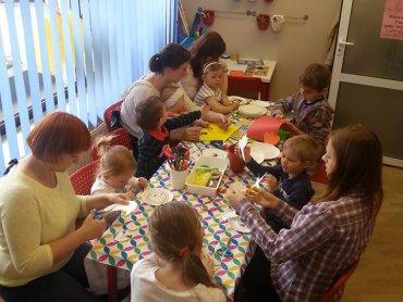 Pracownia Twórczego Rozwoju Maminka to propozycja dla mam małych dzieci (fot. mat. organizatora)