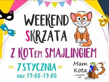 Ze względu na święto Trzech Króli, tym razem Weekend Skrzata odbędzie się tylko w niedzielę 7 stycznia (fot. mat. organizatora)
