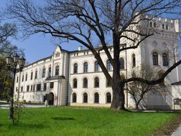 Stary Zamek najpierw należał do rodu Komorowskich, ostatnimi właścicielami byli Habsburgowie (fot. muzeum-zywiec.pl)