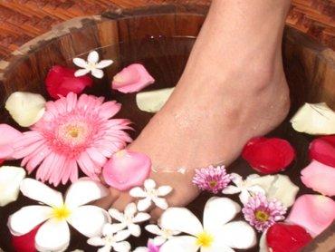 W niektórych ośrodkach SPA przyszłe mamy,  mogą liczyć m.in. na masaż refleksologiczny czy drenaż limfatyczny stóp