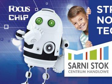 Na wystawie w CH Sarni Stok poznacie najnowsze technologie (fot. mat. organizatora)
