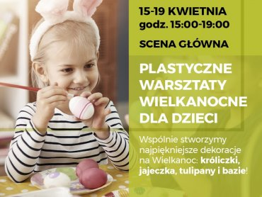 Nie zabraknie świątecznych jajek zrobionych z masy perłowej (fot. mat. organizatora)
