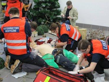 Podczas Aktywnego Dnia Rodziny odbędzie się pokaz służb ratowniczych (fot. mat. organizatora)