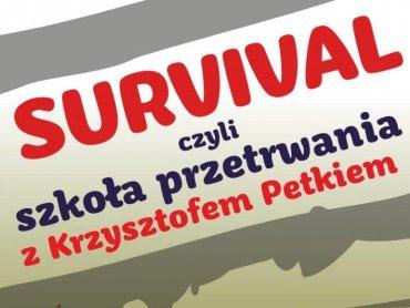 Na warsztaty survivalowe zaprasza Miejska Biblioteka Publiczna w Sosnowcu (fot. materiały MBP Sosnowiec)