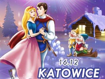 Trzy podwójne wejściówki na wielkie show w Spodku - Królewna Śnieżka ON ICE są do wygrania w naszym konkursie (fot. mat. organizatora)