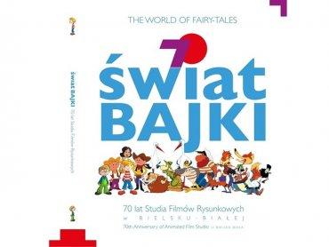 """Unikatowe wydawnictwo """"Świat Bajek"""" jest wystawione na aukcji charytatywnej WOŚP (fot. mat. SFR)"""