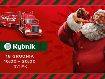 Świąteczna ciężarówka Coca-Coli robi nie lada wrażenie nie tylko na dzieciach (fot. mat. organizatora)