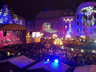 Święta na bielskiej Starówce to liczne atrakcje (fot. archiwum zdj. na Fb Bielsko-Biała)