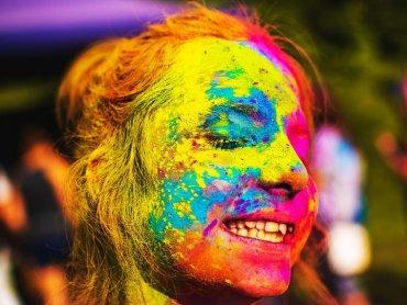 fot. mat. na Fb Hoil Święto Kolorów