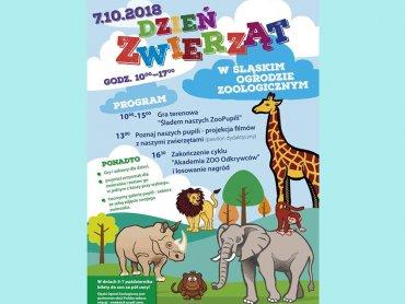 W Dniu Zwierząt warto wybrać się do Śląskiego Ogrodu Zoologicznego (fot. mat. organizatora)