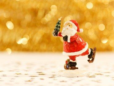 Warsztaty tworzenia ozdób choinkowych i spotkanie z Mikołajem czeka na dzieci w CH Auchan (fot. mat. organizatora)