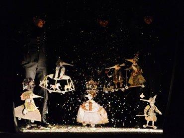 """""""Szczurołap"""" to spektakl dla dzieci w wieku szkolnym (fot. FB Teatru Anateum)"""