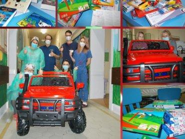 fot. archiwum zdjęć na Fb Szpitala Miejskiego nr 4 w Gliwicach