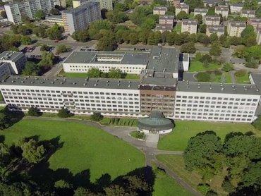 Wojewódzki Szpital Specjalistyczny w Tychach przejdzie modernizację (fot. mat. szpitala)