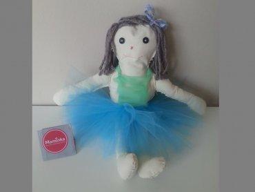 Własnoręcznie uszyta lalka będzie z pewnością najukochańszą przytulanką (fot. mat. organizatora)