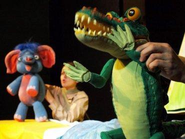Bajeczka o przygodach zwierząt (fot. materiały teatru)
