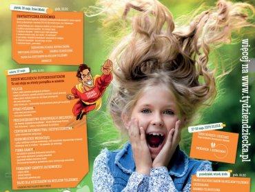 """""""Tydzień Dziecka"""" to siedem dni bezpłatnych atrakcji dla dzieci na Górce Środulskiej (fot. mat. organizatora)"""