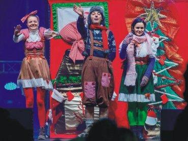 Rodzeństwo zabierze nas w tajemniczą podróż w poszukiwaniu Mikołaja (fot. mat. organizatora)