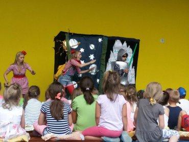 Teatralne Lato pod Chmurką potrwa do 26 sierpnia (fot. mat. organizatora)