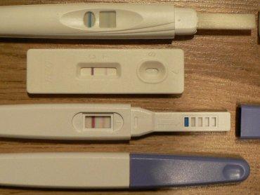 Coraz więcej jest w internecie ofert pozytywnych testów ciążowych (fot. Zwager/Wikipedia)