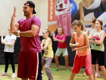 Na taneczne półkolonie i obóz w Krynicy-Zdroju zaprasza Tito Dance Studio (fot. mat. organizatora)