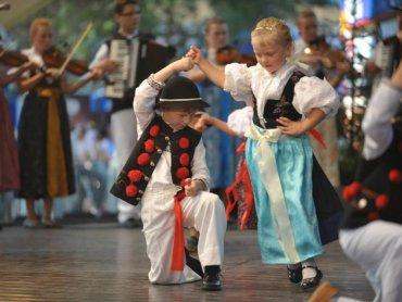 Zespoły folklorystyczne zawładną całym Podbeskidziem (Fot. TKB/Facebook)