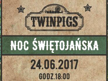 Noc Świętojańska w Miasteczku Twinpigs odbędzie się 24 czerwca (fot. mat. organizatora)