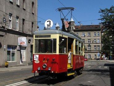 """We wtorek będzie można przejechać się zabytkowym tramwajem """"Karolinka"""" (fot. mat. KMTM Chorzów Batory)"""