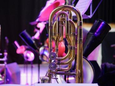 """Puzon to kolejny instrument, który dzieci poznają w ramach cyklu """"W krainie muzyki"""" (fot. pixabay)"""
