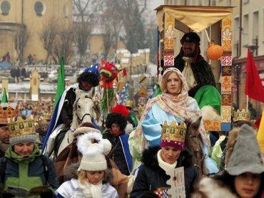 Barwny orszak po raz siódmy przejdzie ulicami Tychów (fot. mat. UM Tychy)
