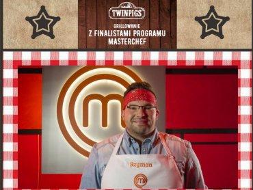 Dodatkową atrakcją w weekend 3-4 czerwca w Miasteczku Twinpigs będzie grillowanie z finalistami programu MasterChef (fot. mat. organizatora)