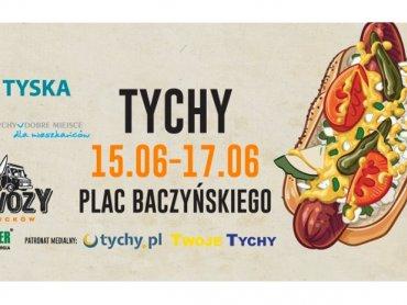 Przyjazd Żarciowozów to zawsze okazja do zasmakowania specjałów z wielu zakątków świata (fot. mat. organizatora)