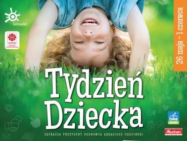 Tydzień Dziecka to siedem dni atrakcji dla dzieci w Sosnowcu (fot. mat. organizatora)