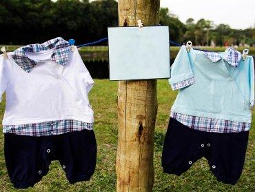 Podczas kiermaszu w Hula Parku będzie można wymienić lub sprzedać ciuszki z których maluchy już wyrosły (fot. sxc.hu)