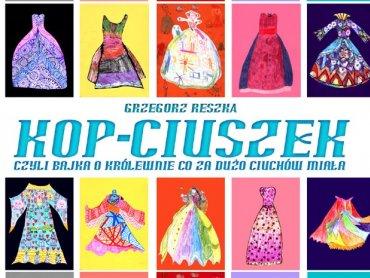 """""""Kop-ciuszek..."""" to najnowszy spektakl stworzony przez Teatr Dzieci Zagłębia w Będzinie (fot. mat. organizatora)"""