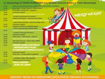 V Piknik Rodzinny z Nadzieją odbędzie się 25 czerwca w Bielsku-Białej (fot. mat. organizatora)