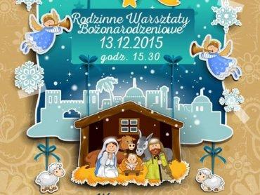 Świąteczne warsztaty w Piaskownicy Kulturalnej to okazja do wspólnego przygotowania świątecznych dekoracji (fot. mat. organizatora)