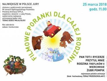 Widzowie gliwickiej odsłony O!PLA staną się częścią największego jury w Polsce (fot. Kino Studyjne Amok)